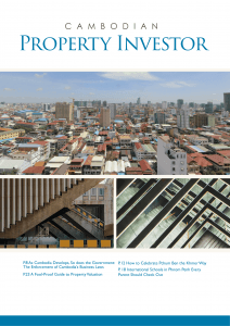 cambodian property investor issue 2 cover image