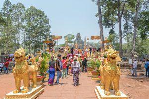 khmer new year celebration 1
